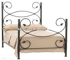 single bed metal headboardqueen size bed vintage antique iron