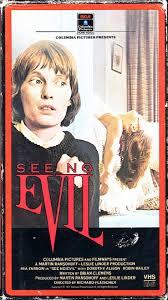 Blind Terror See No Evil Aka Blind Terror 1971 Ekkelt