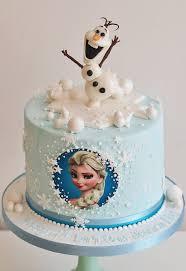 frozen birthday cake frozen theme cake redridinghoodbakery