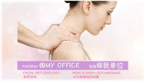 Neck To Shoulder - finger wonders meridian therapy workplace finger wonders