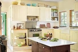 kitchen backsplash sink countertop faucet refrigerator microwave