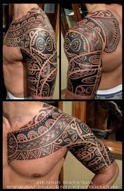tattoos for guys shoulder 220 best polynesian tattoo images on pinterest tribal tattoos