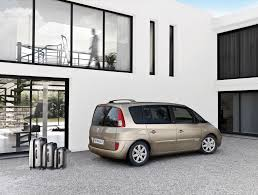 renault 4 pope renault espace 25th anniversary revealed autoevolution