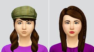 sims 4 maxis match cc hair missy s sims and stuff the sims 4 base game townie makeovers