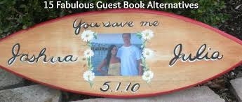birthday signing board 15 fabulous guest book alternatives wedding bar bat mitzvah