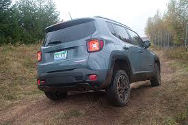 jeep trailhawk blue 2015 jeep renegade trailhawk review
