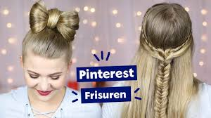 Frisuren Zum Selber Machen Nivea by Zwei Schöne Frisuren Selber Machen I Dominokati
