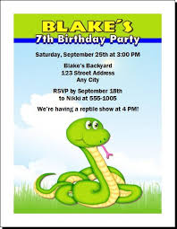 Backyard Birthday Party Invitations by Cirque Du Soleil Birthday Party Invitation
