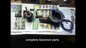 farmall 230 governor overhaul youtube