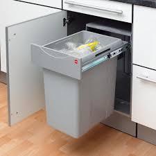 poubelle cuisine encastrable sous evier poubelle de cuisine monobac pour la gestion des déchets pour votre
