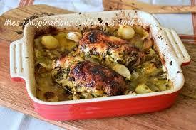 cuisiner cuisse de poulet au four cuisses de poulet au four au miel le cuisine de samar