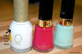 diy nail polish decorations jaderbomb