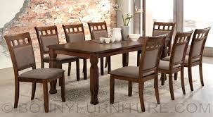8 person dining table and chairs 8 seater dining table set stylish modern jit octave bonny furniture