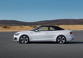 white audi a5 convertible official 2017 audi a5 and s5 cabriolet gtspirit
