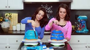 how to make a frozen princess cake nerdy nummies video dailymotion