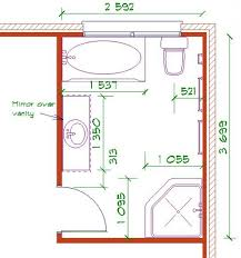 Designing A Bathroom Floor Plan Planning A Bathroom Remodel Glamorous Bathroom Floor Plan Design