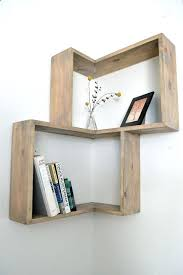 Corner Bookcase Ideas Corner Shelves Patternd Me