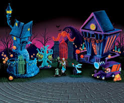 images of nightmare before christmas town sc