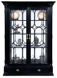large display cabinet with glass doors glass door display cabinet tall malaysia ramanations com