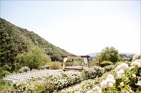 outdoor wedding venues in orange county rustic inspired wedding at serendipity garden in oak glen