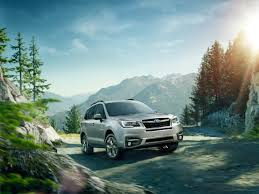 subaru suv price 2018 subaru forester prices and features revealed