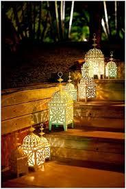 backyards impressive 27 pretty backyard lighting ideas for your
