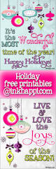 it u0027s the most wonderful time of the year free printables inkhappi