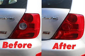 2001 honda civic tail lights taillight overlays for ep3 civic 2001 2005 grafixpressions