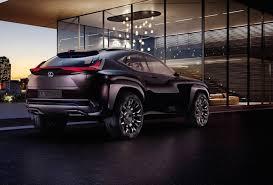 lexus hybrid compact suv lexus ux concept design revealed ahead of paris previews new