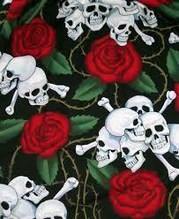 skulls and roses by pheno barbi doll on deviantart