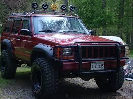 4bt cummins jeep cherokee all xj u0027s with roof rack or light bar jeepforum com