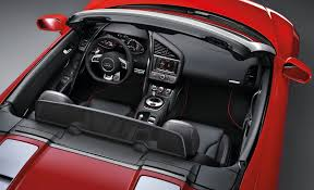 Audi R8 Manual - hypercarz audi r8 v10 plus spyder