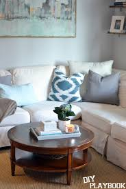 square tray for coffee table 5 tips to style your coffee table