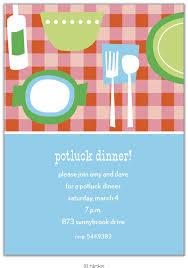 potluck invitation potluck dinner invitation cimvitation