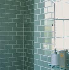 bathroom cool mirrored tile backsplash ideas