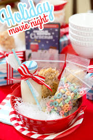 Christmas Party Host - host a holiday movie night party pizzazzerie