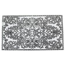 3 Piece Bathroom Rug Set by Black And White Bathroom Rugs Sets Creative Rugs Decoration