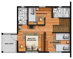 Second Floor Plans Drina Floor Area Sqm Plan House Plans 84615