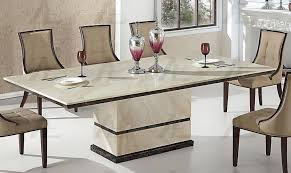 marble top dining table set round marble top dining table do you amazing real throughout 6