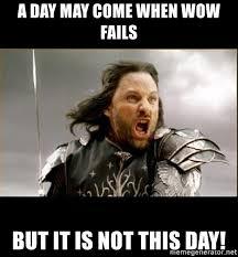 Aragorn Meme - aragorn meme generator mne vse pohuj