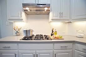 white glass backsplash kitchen great home decor white kitchen