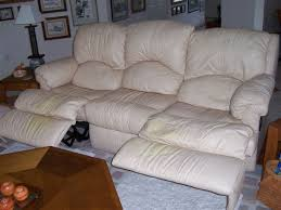 Leather Sofa Discoloration Leather Care Repair And Restoration White Leather Furniture