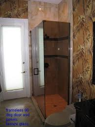 bronze shower doors in fl