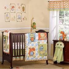Dinosaur Nursery Decor Dinosaur Baby Crib Bedding Nursery Set Decor Decorations L