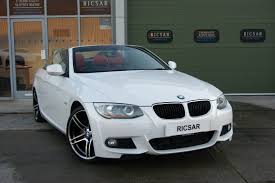 bmw 320d convertible for sale bmw bmw 320d msport bmw convertible mineral white coral