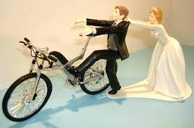 bicycle cake topper dirt bike cake toppers wedding topper by decorating kit