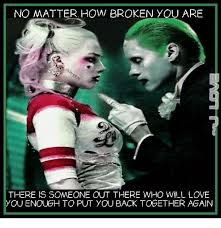 Broken Back Meme - no matter how broken you are there is someone out there who will