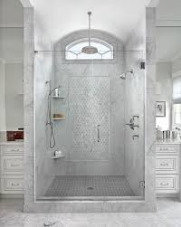 Gray And White Bathroom - 82 best baths showers images on pinterest master bathrooms