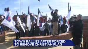 Christian Flag Images Watch Small Mississippi Town Fights Back After Mayor Forced To