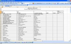 How To Create Spreadsheet How To Make A Wedding Budget Spreadsheet On Excel Laobingkaisuo Com